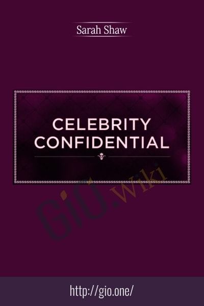 Get Celebrity Confidential - Sarah Shaw