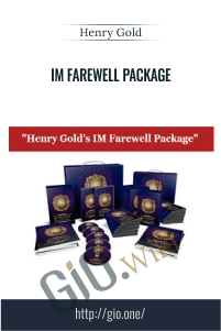 IM Farewell Package – Henry Gold