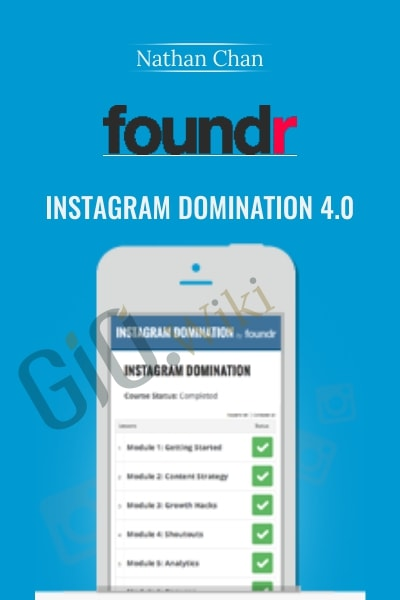 Instagram Domination 4.0