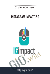 Instagram Impact 2.0 – Chalene Johnson