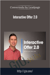 Interactive Offer 2.0 – Convertedu Leadpages