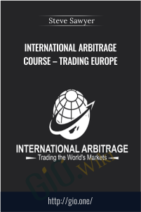 International Arbitrage Course – Trading Europe – Steve Sawyer