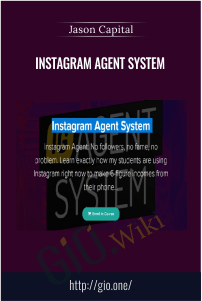 Instagram Agent System – Jason Capital