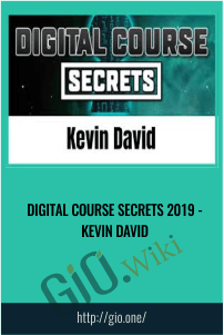 Digital Course Secrets 2019