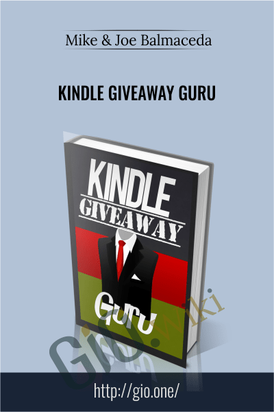 Kindle Giveaway Guru - Mike and Joe Balmaceda