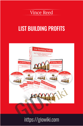 List Building Profits - Vince Reed