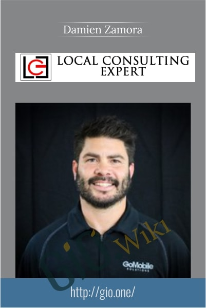 Local Consulting Expert - Damien Zamora