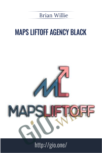 Maps Liftoff Agency Black – Brian Willie