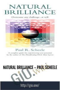 Natural Brilliance – Paul Scheele
