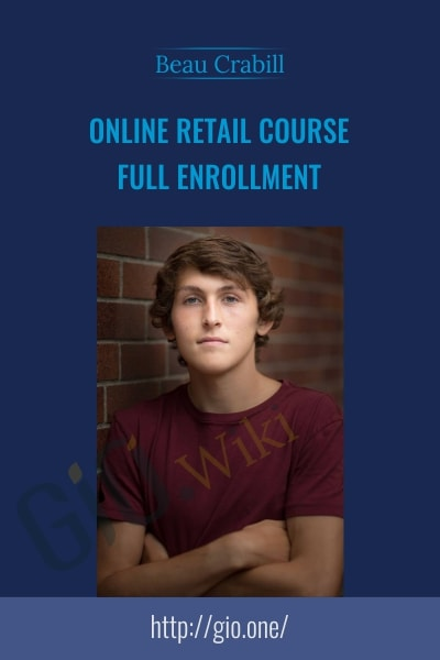 Online Retail Course – Full Enrollment