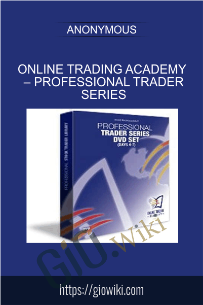 Online Trading Academy – Professional Trader Series