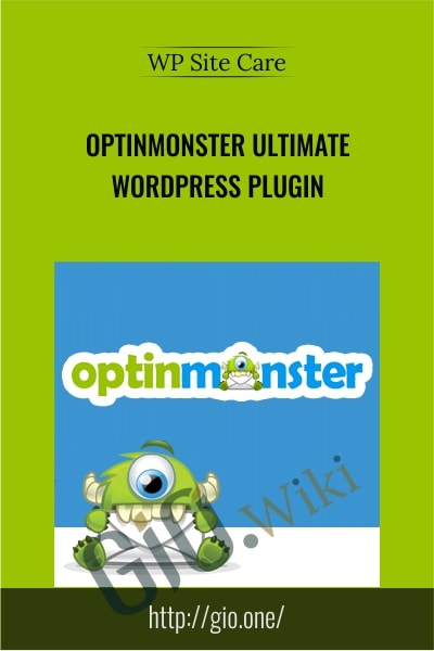 OptinMonster ULTIMATE WordPress Plugin  - WP Site Care