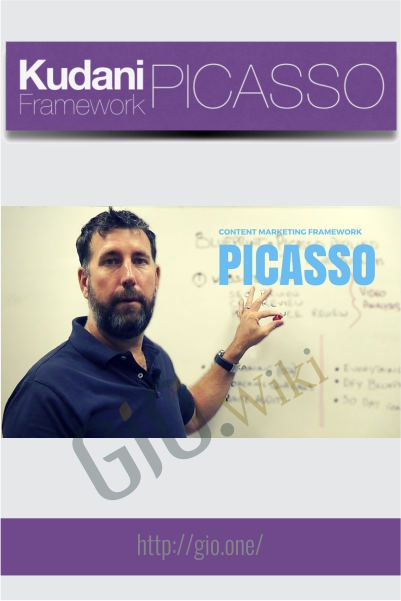 Kudani PICASSO Framework Training - Paul Clifford