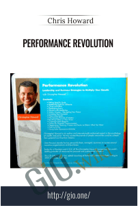 Performance Revolution –  Chris Howard