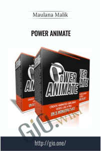 Power Animate – Maulana Malik
