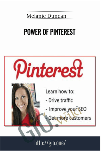 Power Of Pinterest - Melanie Duncan