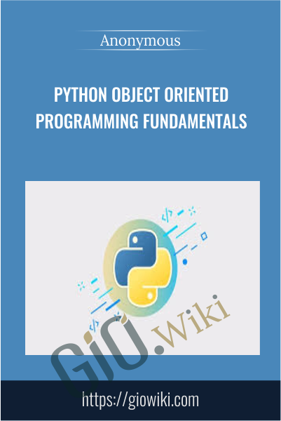 Python Object Oriented Programming Fundamentals