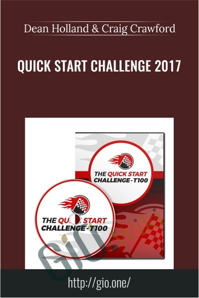 Quick Start Challenge 2017 - Dean Holland & Craig Crawford