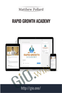 Rapid Growth Academy - Matthew Pollard