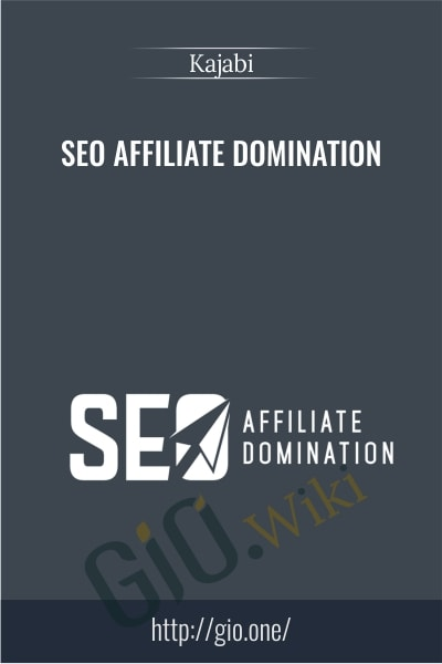 SEO Affiliate Domination - Kajabi