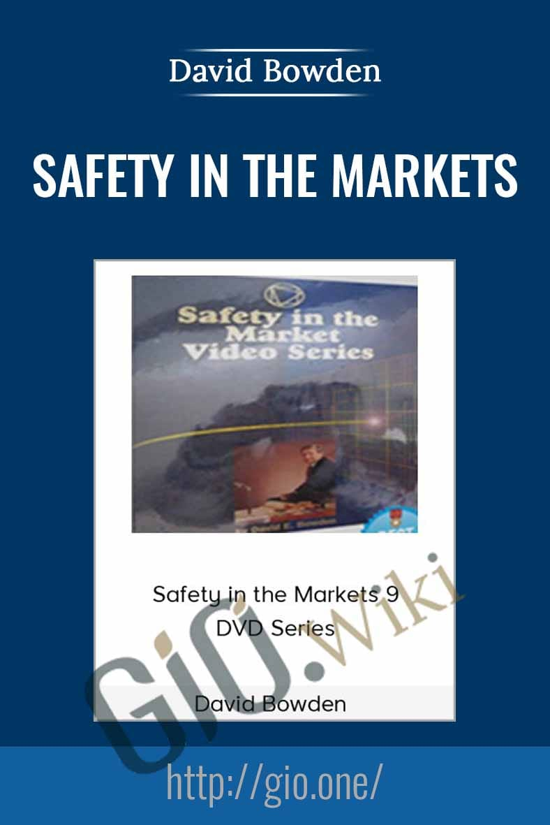 Safety in the Markets 9-DVD Series – David Bowden