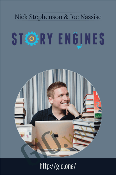 Story Engines - Nick Stephenson & Joe Nassise