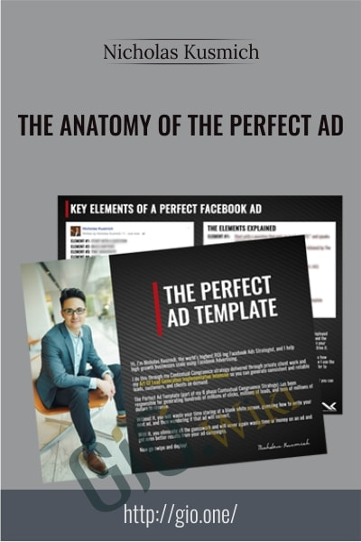 The Anatomy Of The Perfect Ads