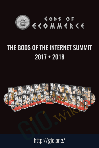 The Gods Of The Internet Summit 2017 + 2018 - Daryl Hill