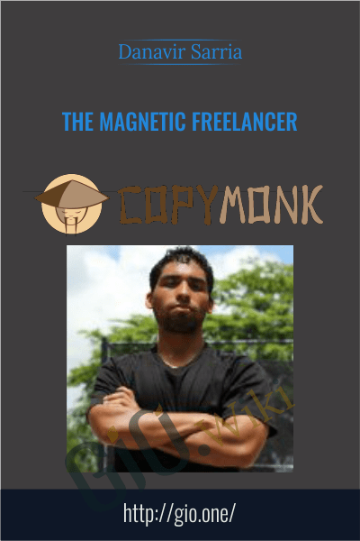The Magnetic Freelancer - Danavir Sarria