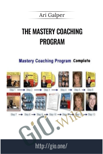 The Mastery Coaching Program – Ari Galper
