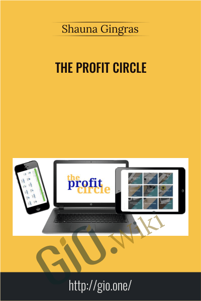 The Profit Circle - Shauna Gingras