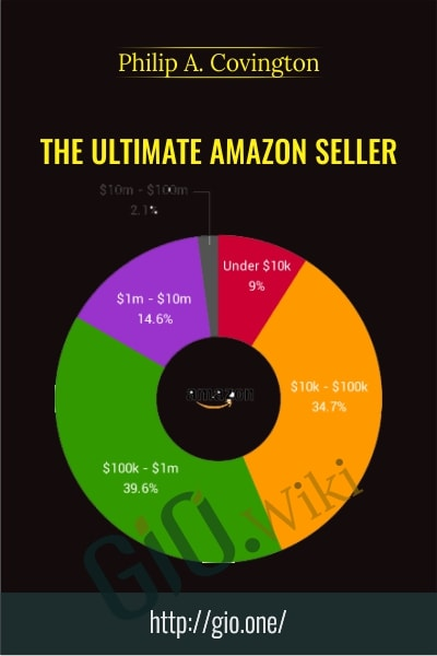 The Ultimate Amazon Seller - Philip A. Covington