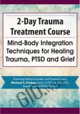 Trauma Treatment Course: Mind-Body Integration Techniques for Healing Trauma, PTSD and Grief - Michael Prokop