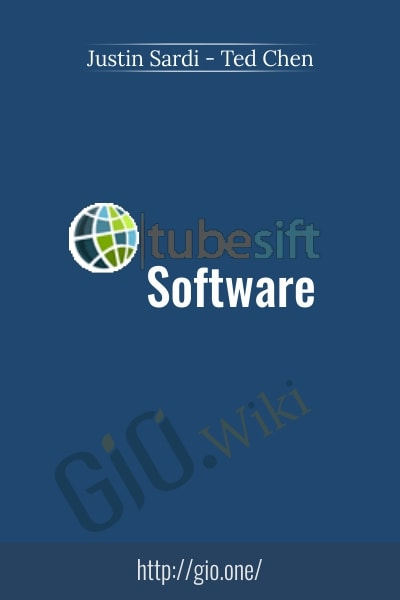 Tubesift Software – Justin Sardi and Ted Chen