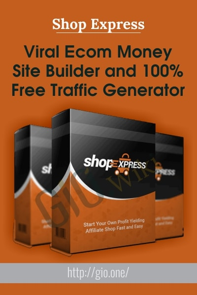 Viral Ecom Money Site Builder and 100% Free Traffic Generator