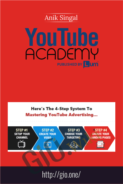 YouTube Academy - Anik Singal