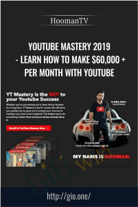 YouTube Mastery 2019 - Learn How To Make $60,000+ Per Month With YouTube