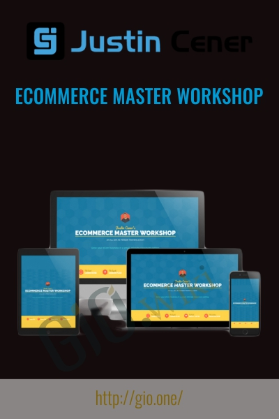 eCommerce Master Workshop