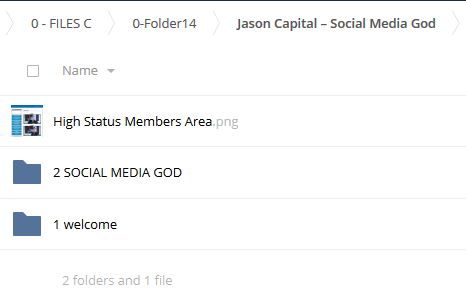 Social Media God – Jason Capital