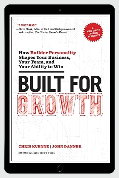 Built for Growth: How Builder Personality Shapes Your Business