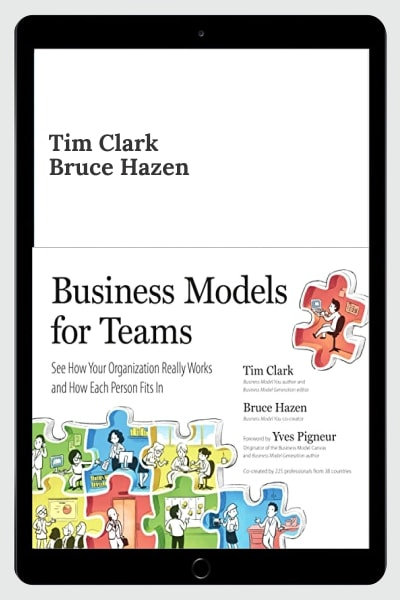 Business Models for Teams: See How Your Organization Really Works