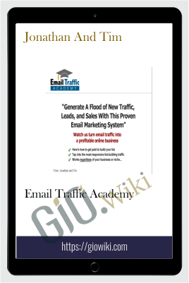 Email Traffic Academy – Jonathan And Tim