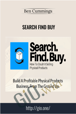 Search Find Buy – Ben Cummings