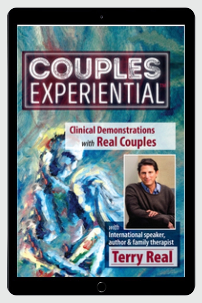 Couples Experiential™ 2017 :  NEW Live Clinical Demonstrations with Real Couples