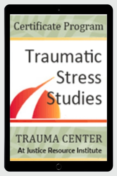 2017-2018 Certificate Program in Traumatic Stress Studies