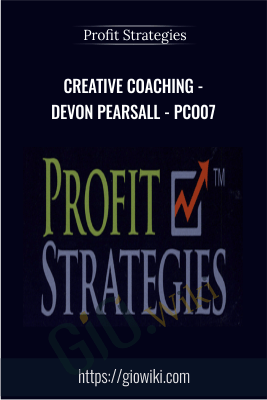 Creative Coaching - Devon Pearsall - PCO07 - Profit Strategies