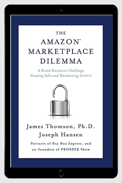Amazon Marketplace Dilemma: A Brand Executive's Challenge Growing Sales